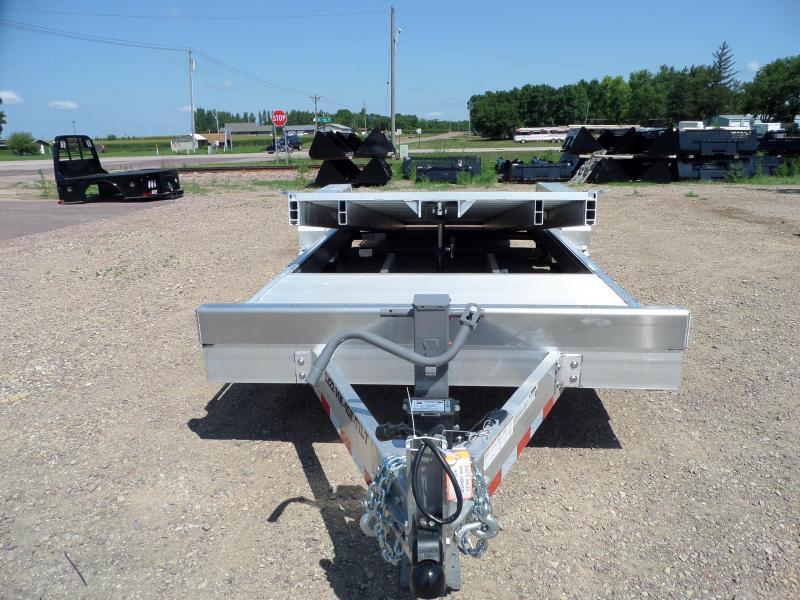 2022 Aluma 8222-14K-TILT-4SF-TA Equipment Trailer