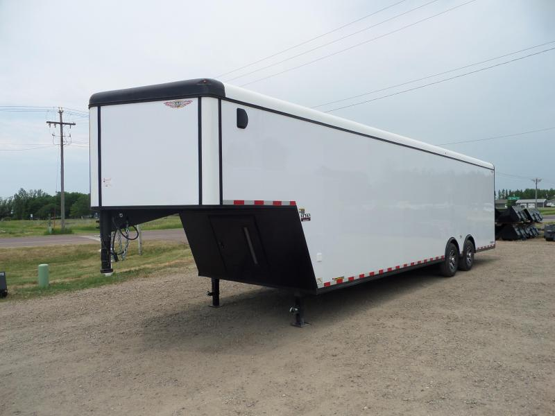2021 H and H Trailer H10128CRCHGNV-140 Car / Racing Trailer