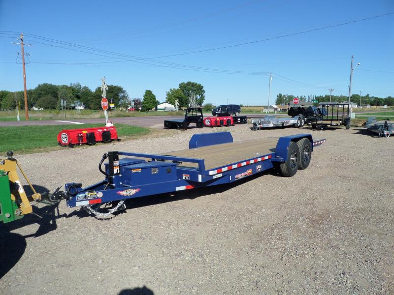 2022 Jag H8222EXL-140 Car / Racing Trailer