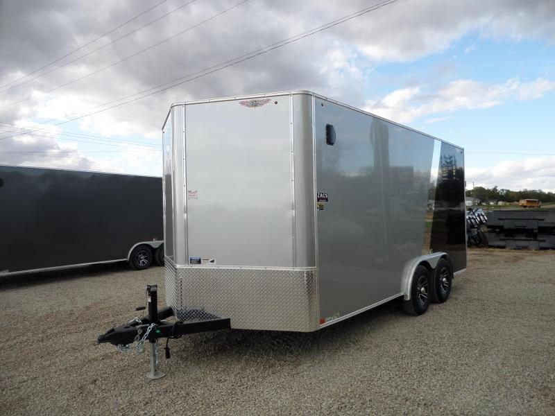2022 H and H Trailer H9616TFTV-100 Cargo / Enclosed Trailer
