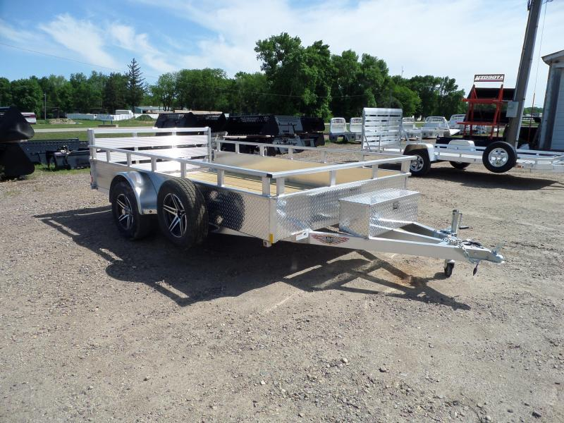 2021 H and H Trailer H8212SSA-030 Utility Trailer