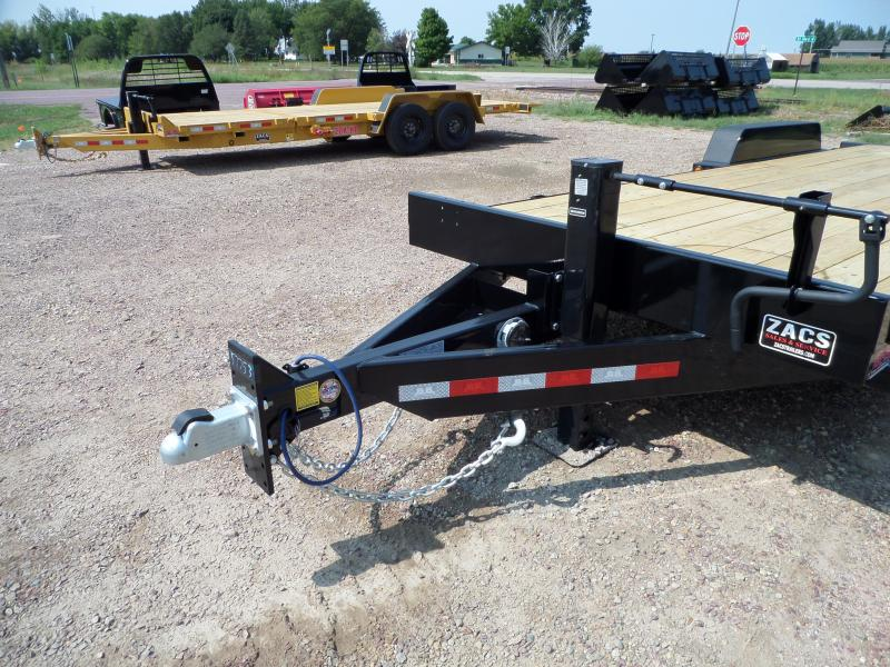 2022 B-B TBCT2216ET Equipment Trailer