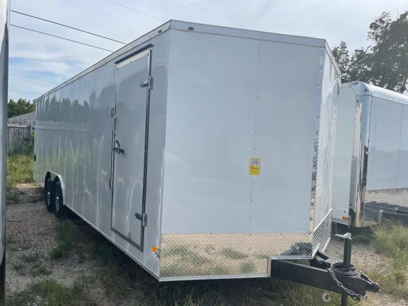 2022 Wells Cargo 24 Wells Cargo 7 ft  enclosed trailer cargo trailer Enclosed Cargo Trailer