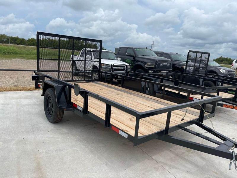 2022 Texas Select 78X12 UTILITY TRAILER Utility Trailer