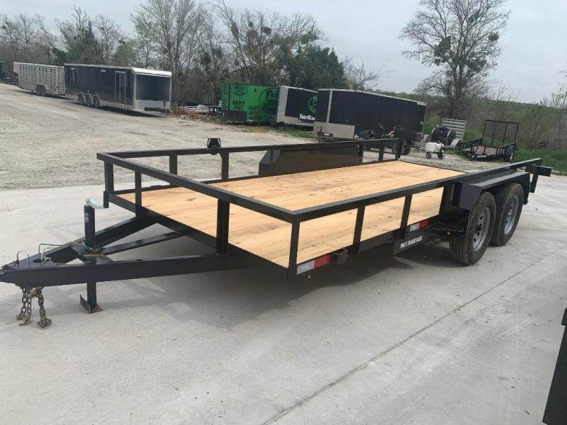 16 FT UTILITY TUBE TOP  WITH UPGRADES Utility Trailer