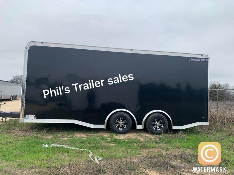 2020 20'  Wells Cargo enclosed trailer  MOTOR TRAC Car / Racing Trailer