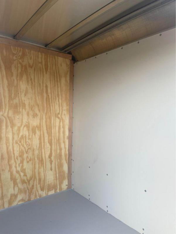 2022 Forest River 16 COMMERCIAL GRADE TRUCK BODY Enclosed Cargo Trailer