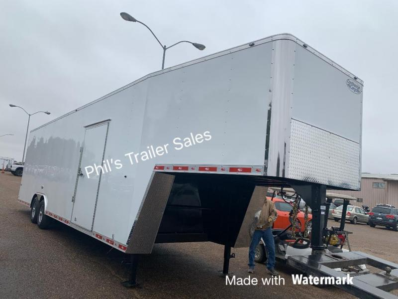 2021 Continental Cargo 36' GOOSENECK Enclosed Cargo Trailer