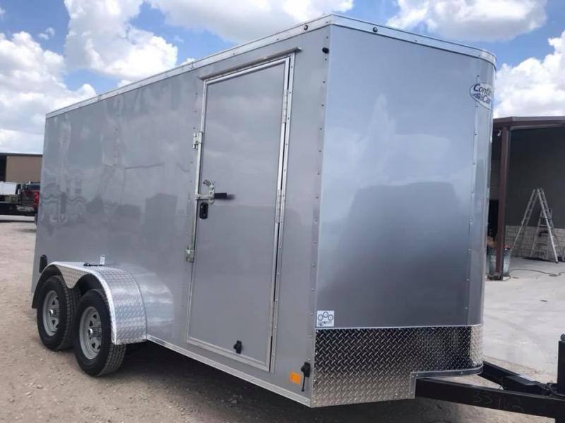 Continental Cargo LVVH716TA2 Enclosed Cargo Trailer
