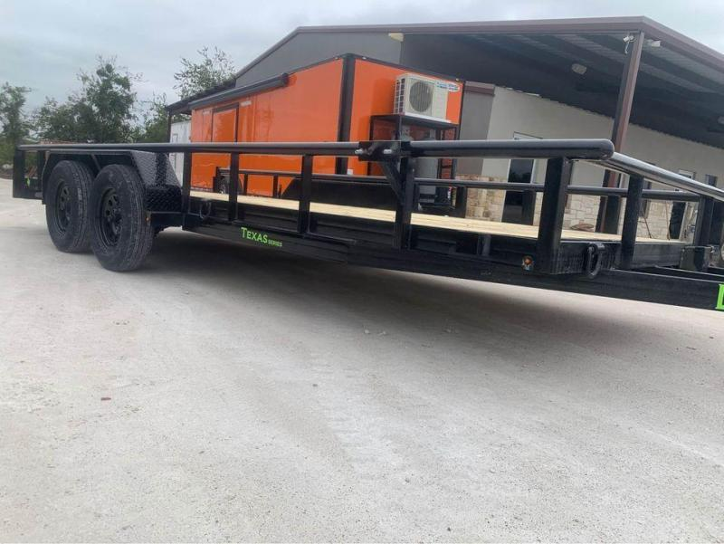 2021 Legacy UTILITY TRAILER 83X18 CHANNEL FRAME LOADED Utility Trailer