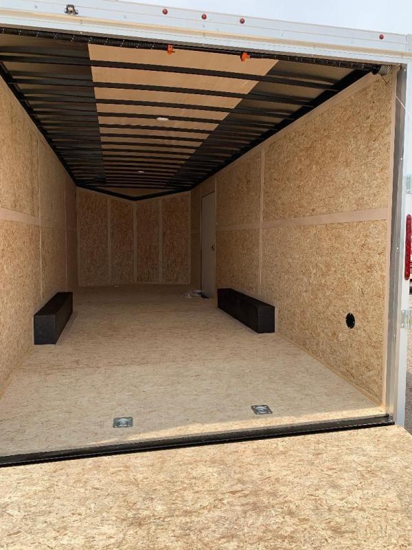 Haulmark 8.5x 20 Haulmark Enclosed Cargo Trailer