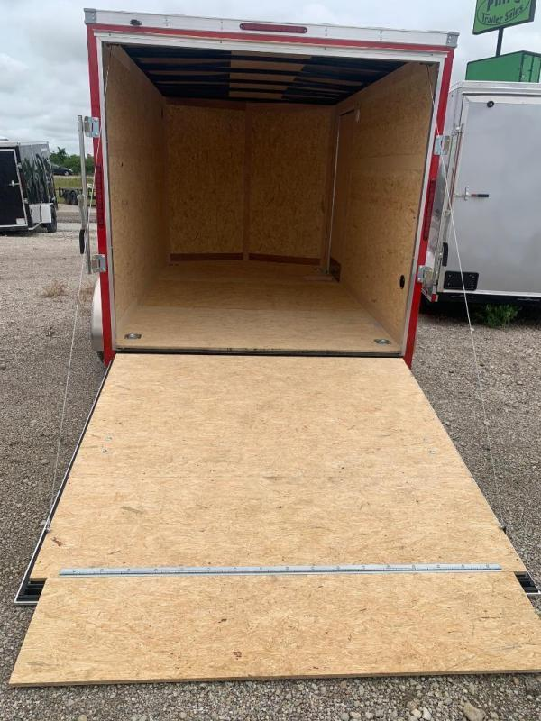 Wells Cargo 7x16+2 v  Enclosed trailer Fast Track Cargo / Enclosed Trailer