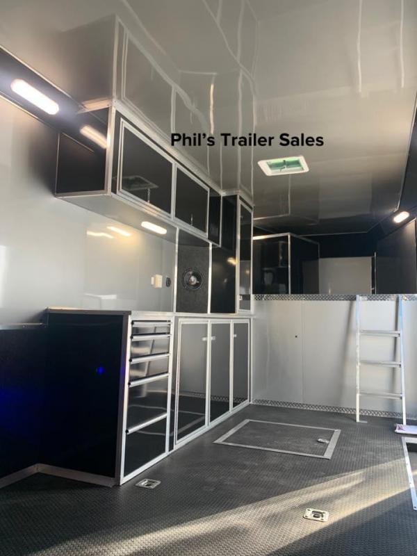 2021 40 Haulmark EDGE PRO Car / Racing Trailer
