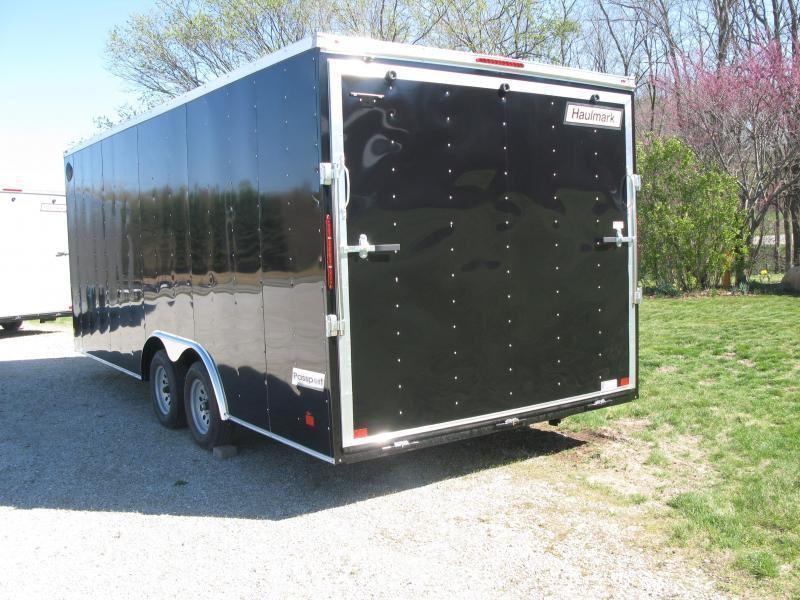 Haulmark 8.5x 16 Haulmark Enclosed Cargo Trailer