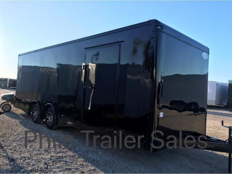 2020 28' COMMERCIAL GRADE Continental Cargo NOS Car / Racing Trailer