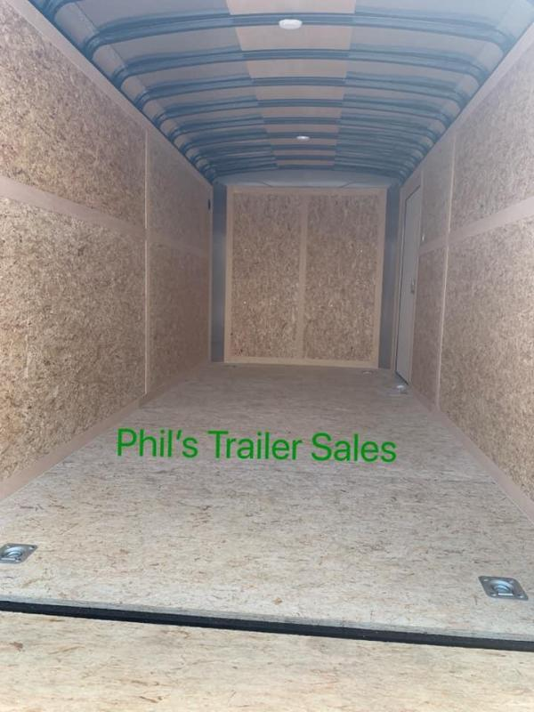 Wells Cargo 7x16 TORSION screw less  Road force Enclosed Cargo Trailer