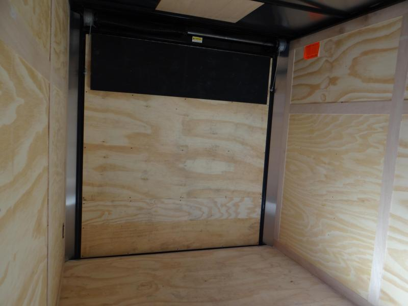 Continental Cargo enclosed trailer  6X12  RAMP