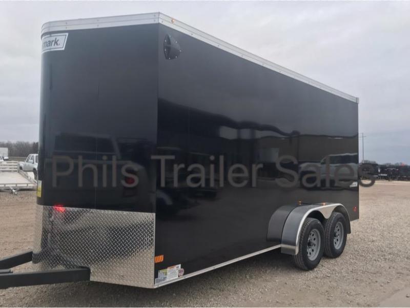 7x16TA Haulmark TRANSPORT SCREWLESS  Cargo / Enclosed Trailer
