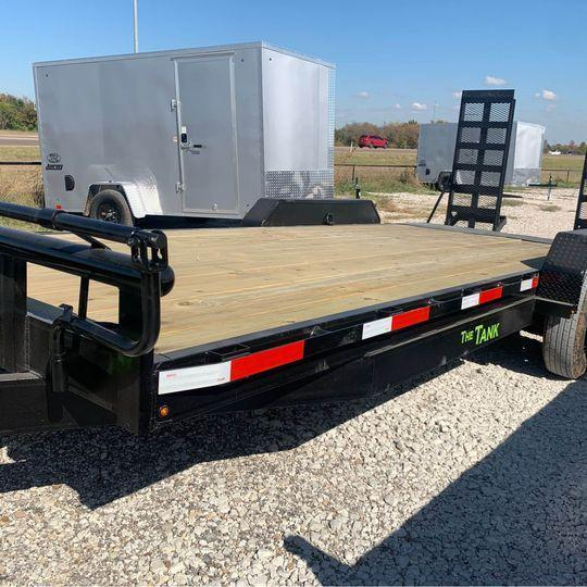 "2021 Legacy 83X20 EQUIPMENT HAULER "" THE TANK"" Equipment Trailer"