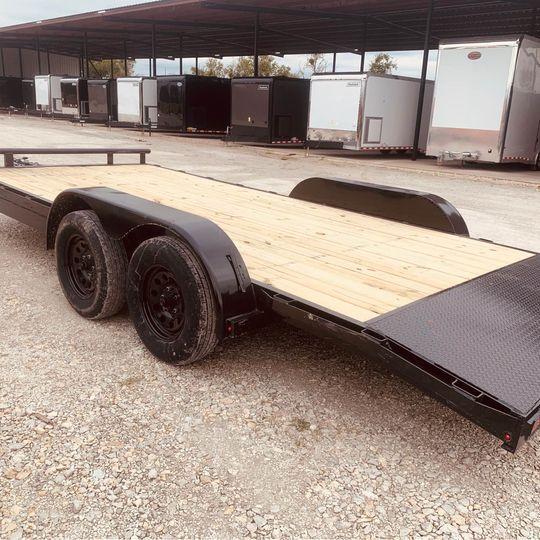 2021 Legacy CAR HAULER 83X18 Car / Racing Trailer