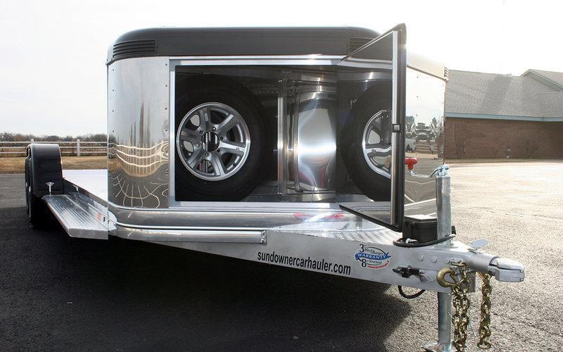 22' Sundowner Trailers 22' ULTRA Car / Racing Trailer