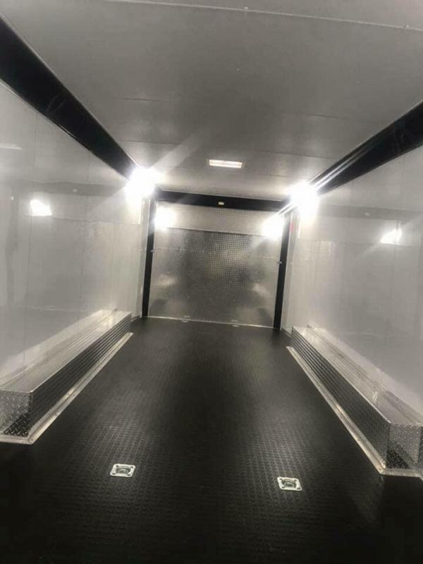 32' Triple Continental Cargo AutoMaster RACE  Car / Racing Trailer enclosed race trailer