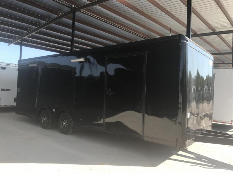 Continental Cargo 24 EXTRA HT  Enclosed Trailer Car / Racing Trailer
