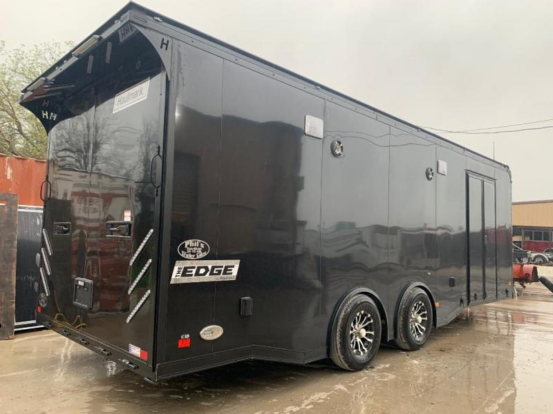 24 Haulmark EDGE PRO Car / Racing Trailer LOADED