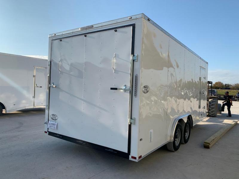 ENCLOSED TRAILER 8.5X20  Enclosed Cargo Trailer