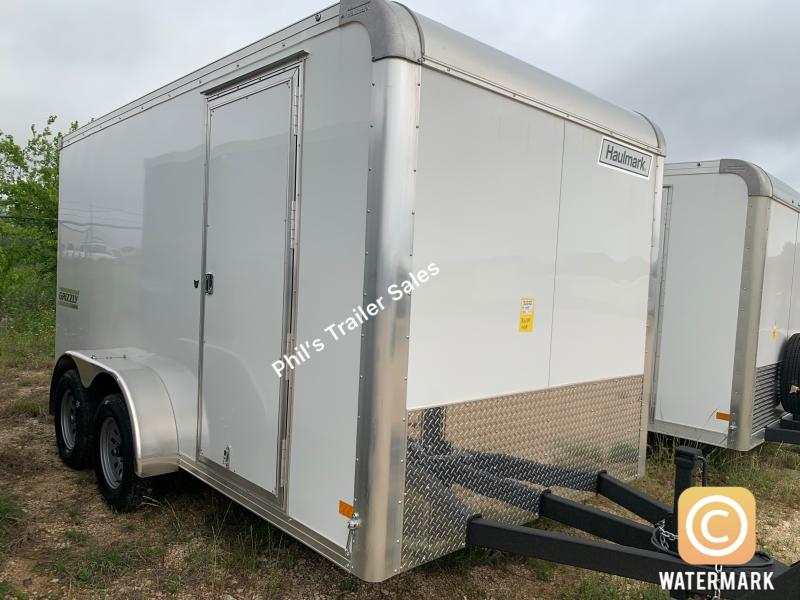 Haulmark 714 Commercial Grade GRIZZLEY Enclosed Cargo Trailer