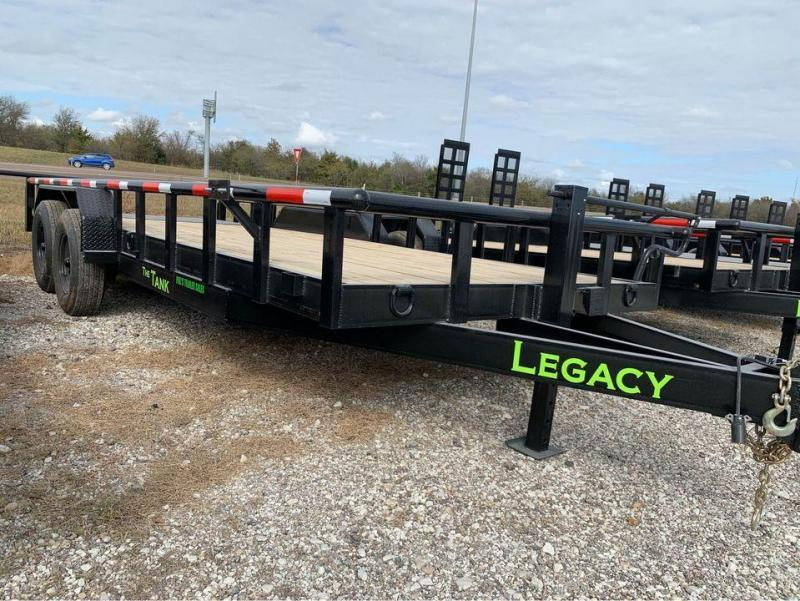 2021 Legacy EQUIPMENT  TRAILER 83X20 14K