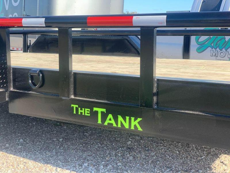 "2021 Legacy EQUIPMENT  TRAILER 83X20 14K "" THE TANK"" Equipment Trailer"