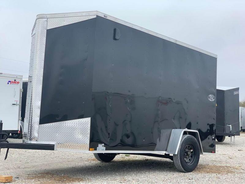 2021 Prime Trailer Manufacturing ENCLOSD TRAILER 6X12 6' 7 WITH UPGRADES Enclosed Cargo Trailer