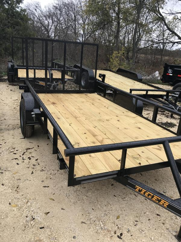 Tiger 6x12 utility trailer Utility Trailer