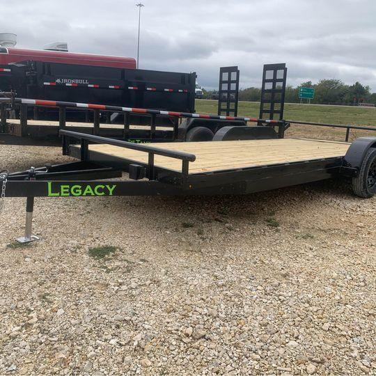 2021 Legacy CAR HAULER 83X20 Car / Racing Trailer