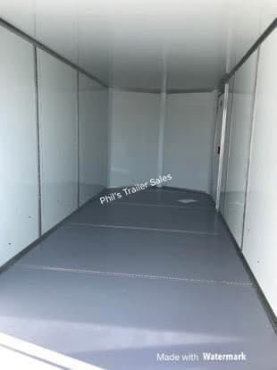 2021  7x14 10 YEAR  STEEL MOD Enclosed Cargo Trailer 7X14