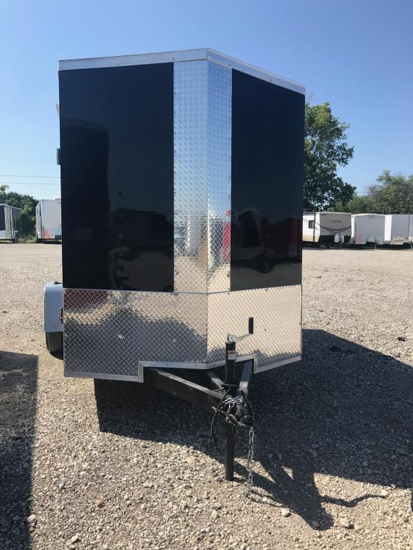 "Texas Select 6x12 +2  6'6"" interior ht Enclosed trailer Cargo / Enclosed Trailer"