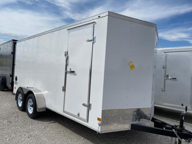 HAULMARK  7x14+2 v Enclosed trailer Cargo / Enclosed Trailer