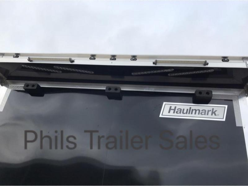 24' Haulmark Edge BLACK ONLY 1 LEFT  ENCLOSED RACE TRAILER  CAR HAULER