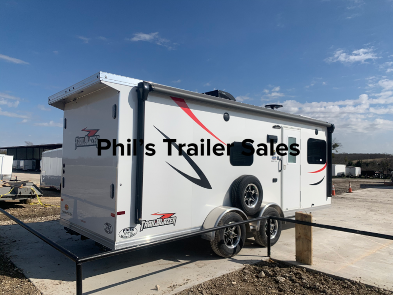 2021 Sundowner Trailers Living Quarters CAMPER RV LIVING QUARTERS Trailer