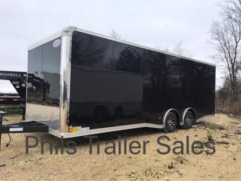 24' COMMERCIAL GRADE Continental Cargo NOS Car / Racing Trailer