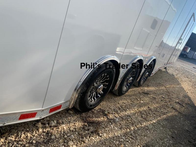 2021 44 Haulmark EDGE PRO Car / Racing Trailer