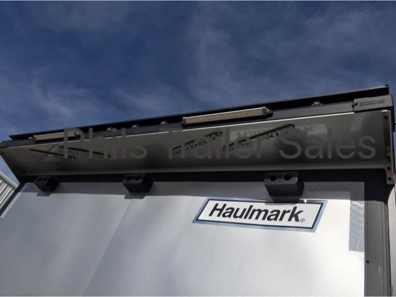 32 Haulmark EDGE Car / Racing Trailer LOADED