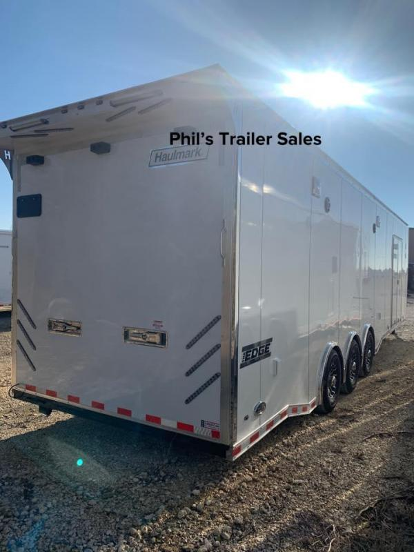 2021 44 Haulmark EDGE PRO Car / Racing Trailer