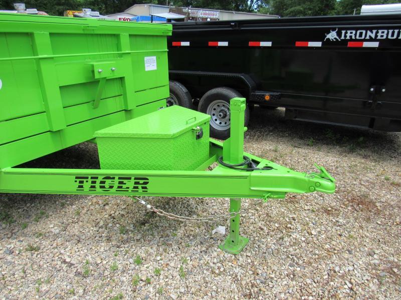 "2019 Tiger 77"" x 14' Dump Trailer"