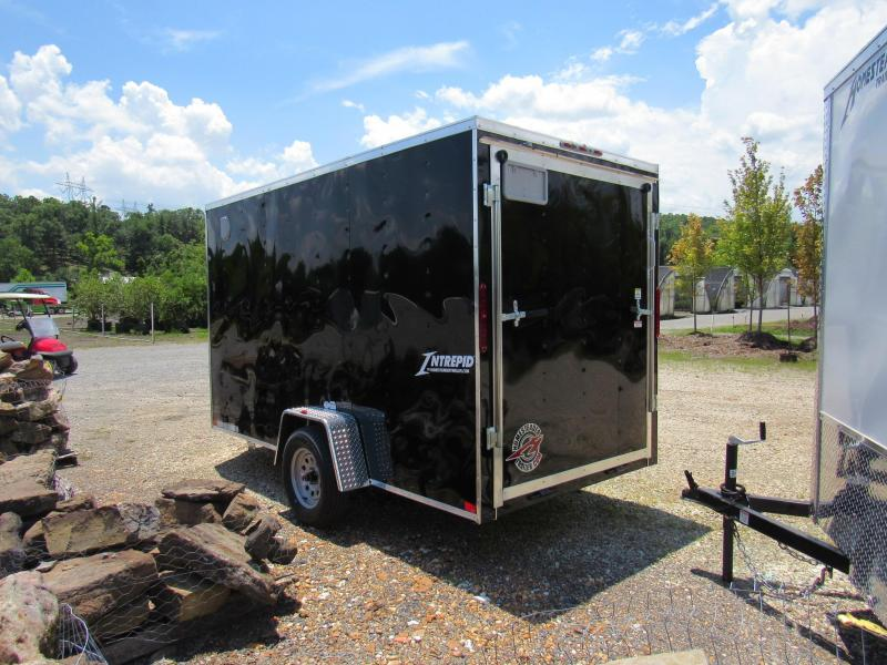 2020 Homesteader 6' x 12' Enclosed Cargo Trailer