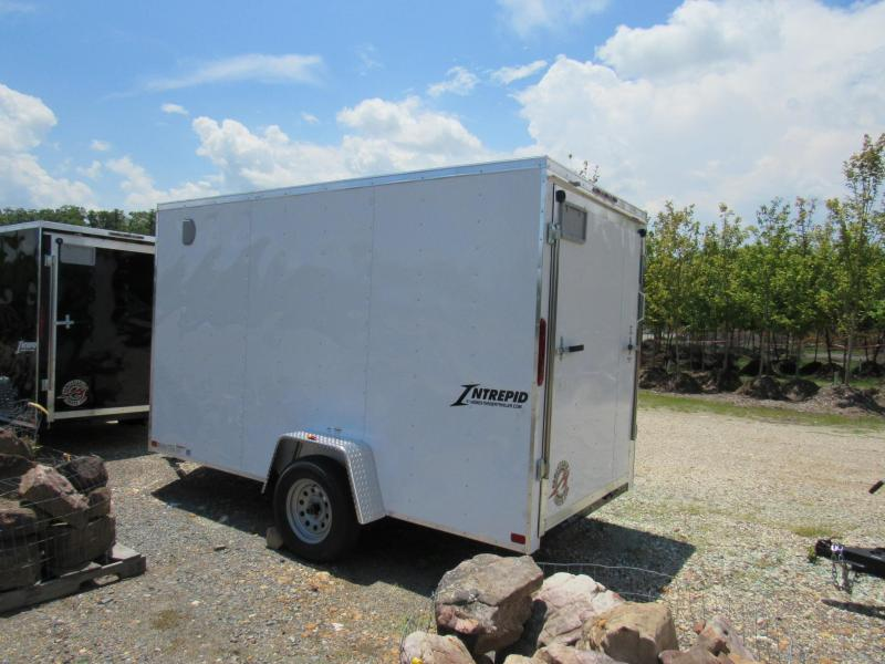 2020 Homesteader 6' x 12' Enclosed Cargo Trailer