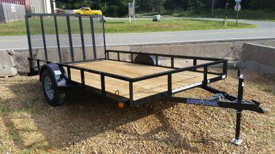 "2017 Load Trail 83"" x 14' Single Axle Trailer"