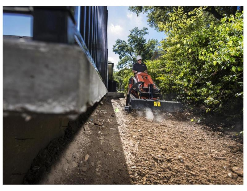 2020 DitchWitch SK1050 Mini Skid Steer