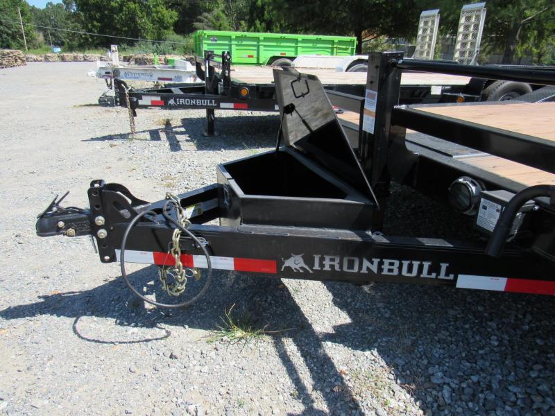 "FOR SALE - 2021 Iron Bull 102"" x 20' Equipment Trailer"